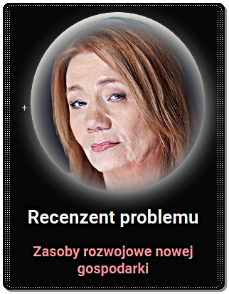 """Prof. Elżbieta Maczyńska recenzentem REV 4.0. """"Zasoby rozwojowe nowej gospodarki"""""""